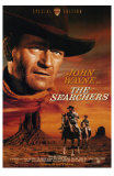 The Searchers, 1956 Posters