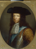 Portrait of William III Giclee Print by Godfrey Kneller