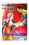 The Prince and the Showgirl, Italian Movie Poster, 1957 Prints