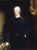 Portrait of William Pitt the Younger (1759-1806) Art by John Hoppner