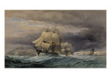 Off Dover Giclee Print by John Callow