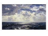 Shine and Shower, 1889 Giclée-tryk af Henry Moore