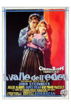 East of Eden, Italian Movie Poster, 1955 Posters
