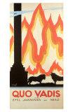 Quo Vadis Posters