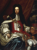 Portrait of William III Posters by Godfrey Kneller