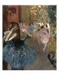Scene de Ballet, c.1893 Prints by Edgar Degas