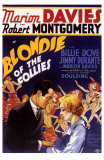 Blondie of the Follies, 1932 Print