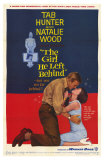 The Girl He Left Behind, 1956 Poster