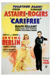 Carefree, 1938 Posters