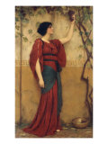 Autumn, 1900 Giclee Print by John William Godward
