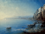A View of Sorrento, 1892 Prints by Ivan Konstantinovich Aivazovsky