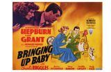 Bringing Up Baby, 1938 Pósters