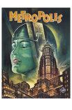 Metropolis, 1926 Print