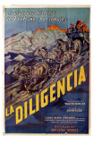 Stagecoach, Argentine Movie Poster, 1939 Prints