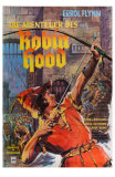 The Adventures of Robin Hood, German Movie Poster, 1938 Posters