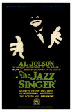 The Jazz Singer, 1927 Poster