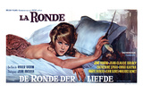 Circle of Love, Belgian Movie Poster, 1965 Prints