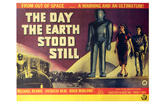 The Day The Earth Stood Still, 1951 Print