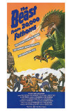 The Beast From 20,000 Fathoms, 1953 Posters
