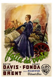 Jezebel, Italian Movie Poster, 1938 Prints