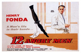 Twelve Angry Men, 1957 Prints