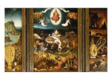 The Last Judgement Prints by Hieronymous Bosch