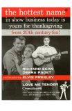 Love Me Tender, 1956 Print