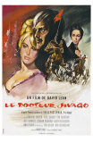 Doctor Zhivago, French Movie Poster, 1965 Prints
