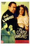The Corpse Vanishes, 1942 Posters