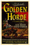 Golden Horde, 1951 Prints