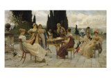 A Concert Reproduction proc&#233;d&#233; gicl&#233;e par Federigo Andreotti