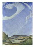 The Sympathy of Land and Sky Giclee Print by Edward Reginald Frampton