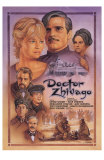 Doktor Živago / Doctor Zhivago, 1965 (filmový plakát vangličtině) Plakáty