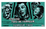 Twice Told Tales, Belgian Movie Poster, 1963 Posters