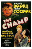 The Champ, 1932 Affiche