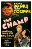The Champ, 1932 Print