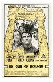 The Guns of Navarone, Australian Movie Poster, 1961 Photo