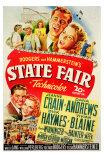 State Fair, 1945 Print