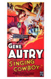Singing Cowboy, 1936 Poster