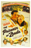 The Prisoner of Zenda, 1937 Prints