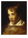 Portrait of the Artist&#39;s eldest Son, John Charles (1817-1841) Giclee Print by John Constable