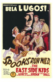 Spooks Run Wild, 1941 Print