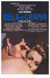 Belle de Jour, Italian Movie Poster, 1968 Poster