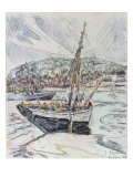 Audierne, 1927 Giclee Print by Paul Signac