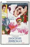 Doctor Zhivago, Spanish Movie Poster, 1965 Prints
