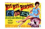 Bye Bye Birdie, Belgian Movie Poster, 1963 Prints