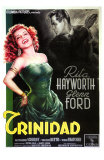 Affair in Trinidad, Italian Movie Poster, 1952 Posters