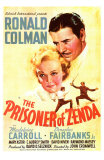 The Prisoner of Zenda Posters