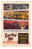 Lucky Me, 1954 Posters