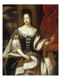 Portrait of Queen Mary II Poster by Godfrey Kneller